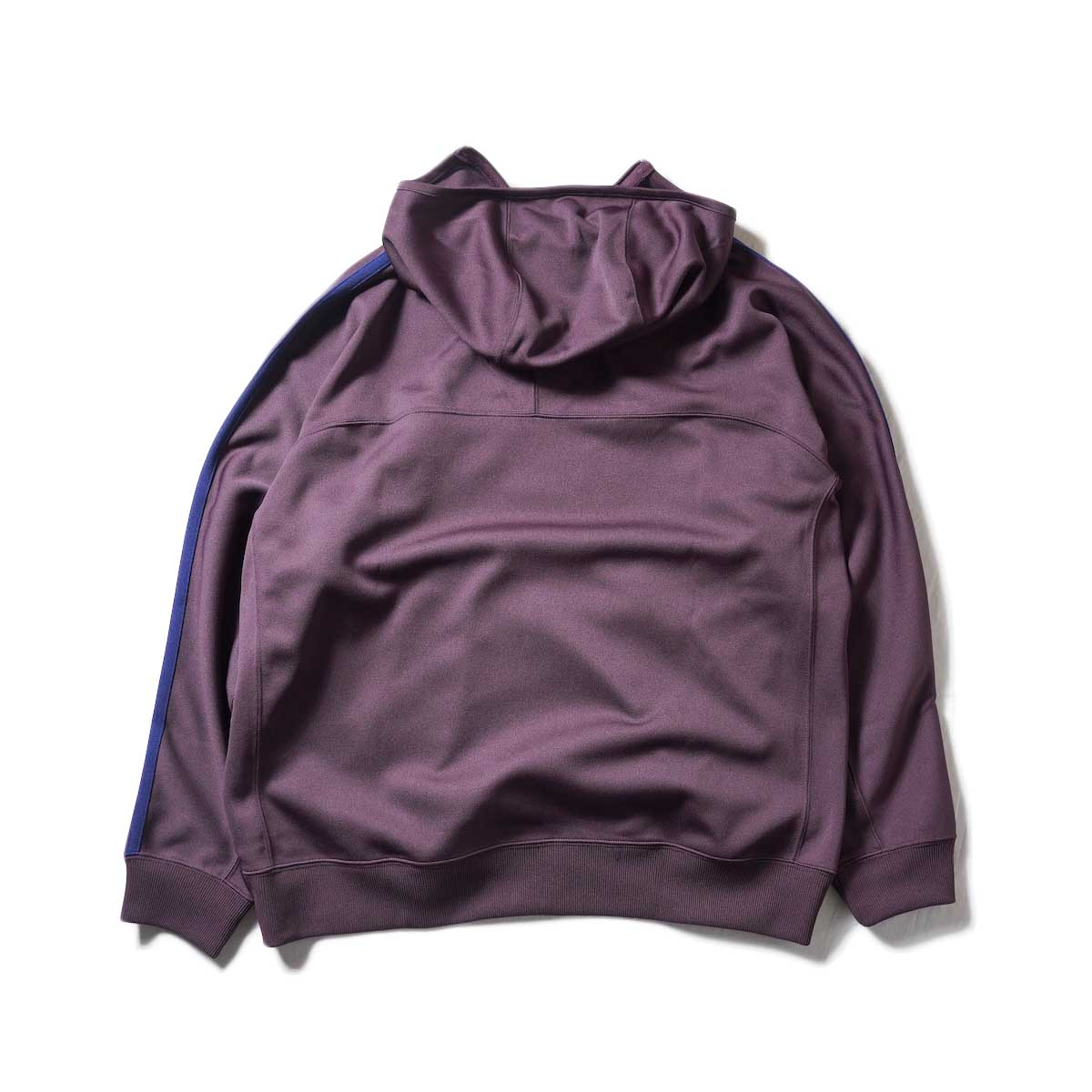South2 West8 / Trainer Hoody - Poly Smooth (Burgundy)背面
