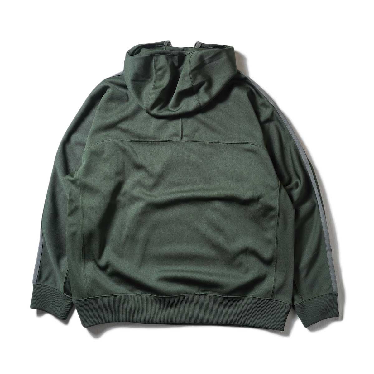 South2 West8 / Trainer Hoody - Poly Smooth (Green)背面