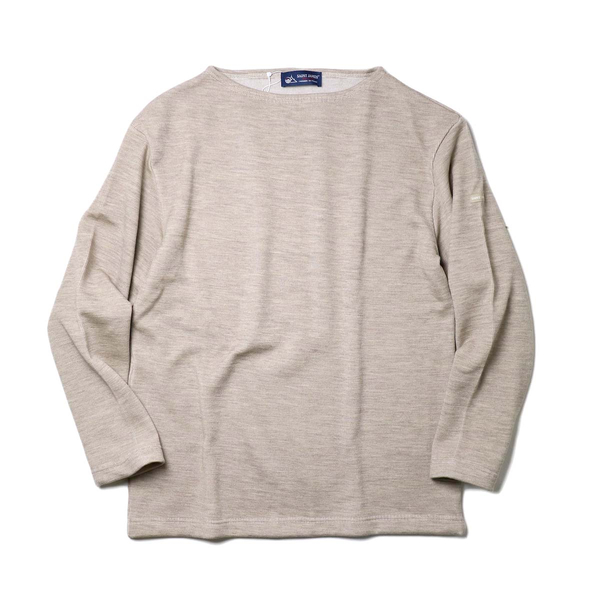 SAINT JAMES / DOUBLEFACE SWEATER (Sabre)