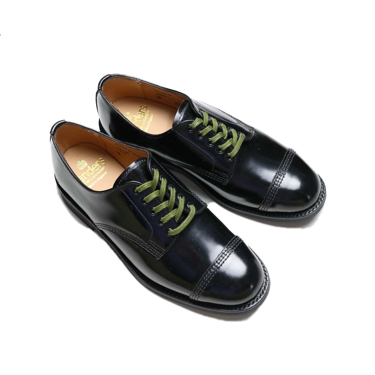 SANDERS / Military Derby Shoe 全体