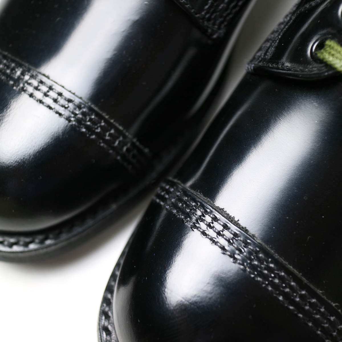 SANDERS / Military Derby Shoe トリプルステッチ