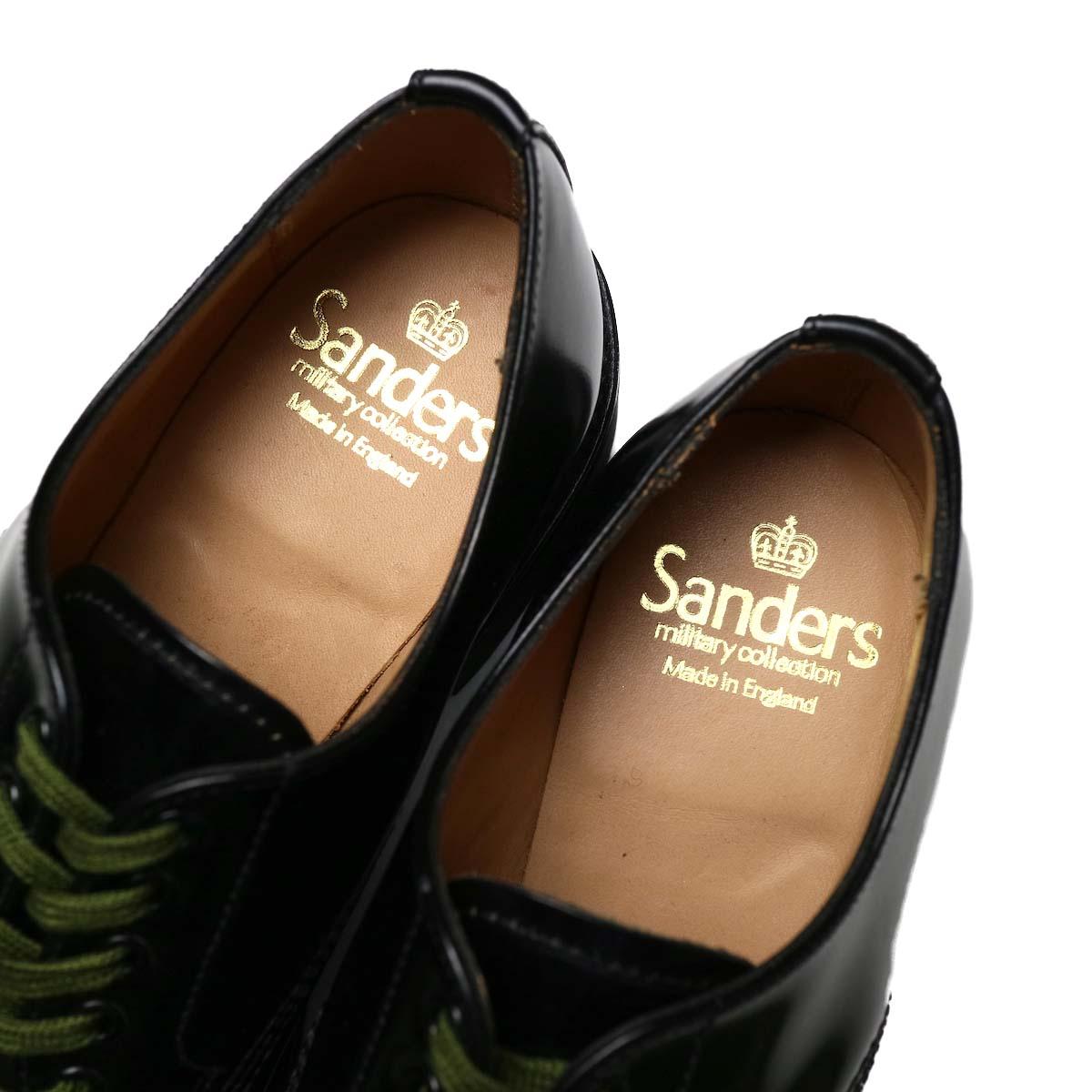 SANDERS / Military Derby Shoe インソール