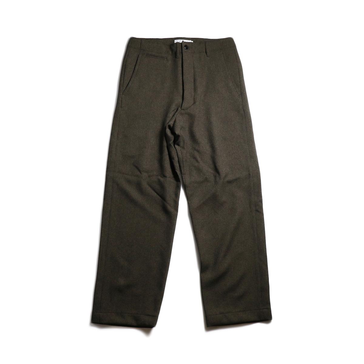 SGGM / M-17 Poly Trouser (Brown Mix)