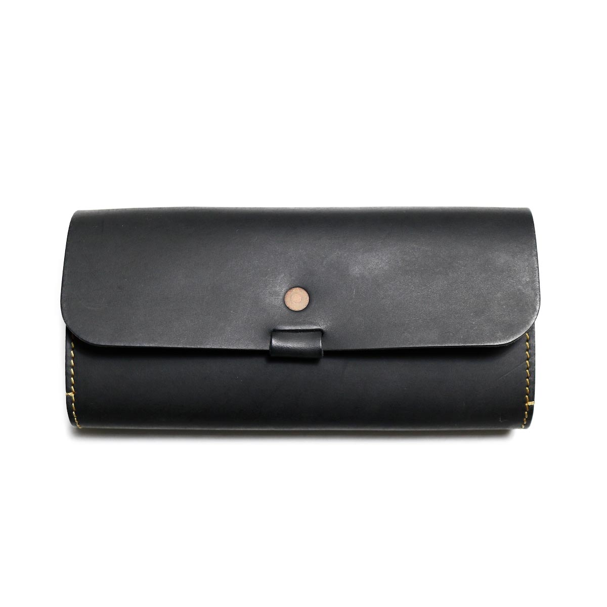 SLOW / TOSCANA LONG WALLET -BLACK