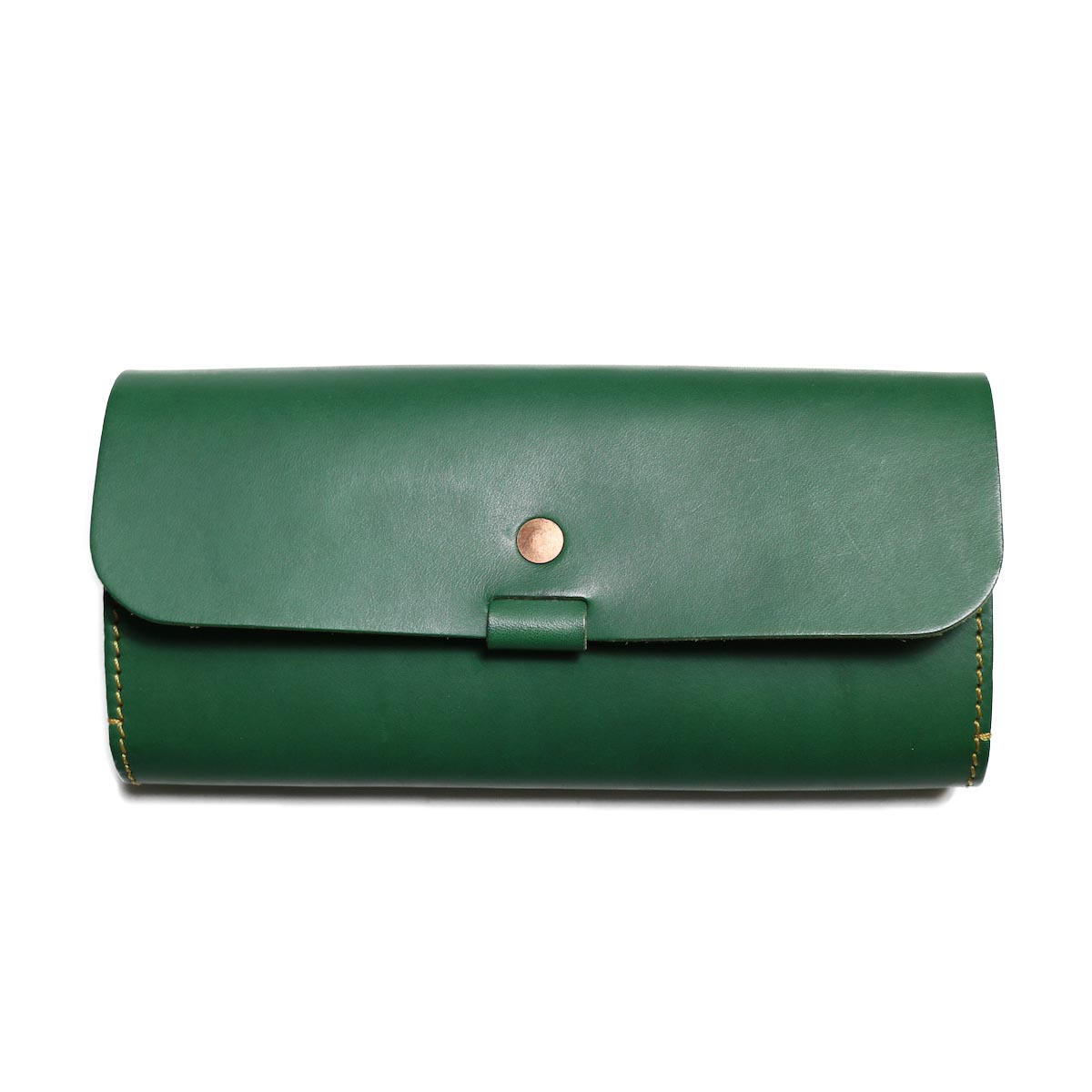 SLOW / TOSCANA LONG WALLET -GREEN