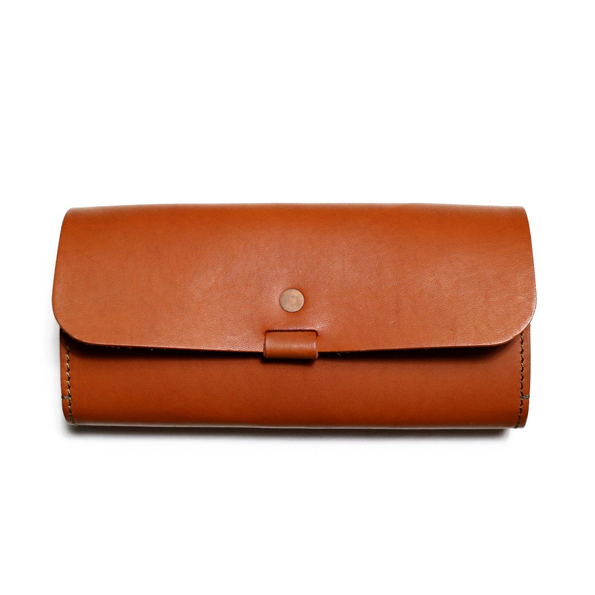 SLOW / TOSCANA LONG WALLET -ORANGE
