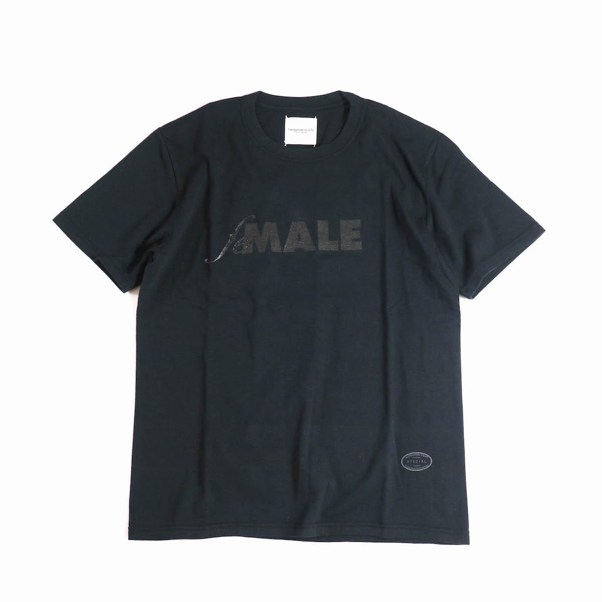 TAKAHIROMIYASHITATheSoloist. × TANGTANG / sc.0062SS18 feMALE s/s tshirts.