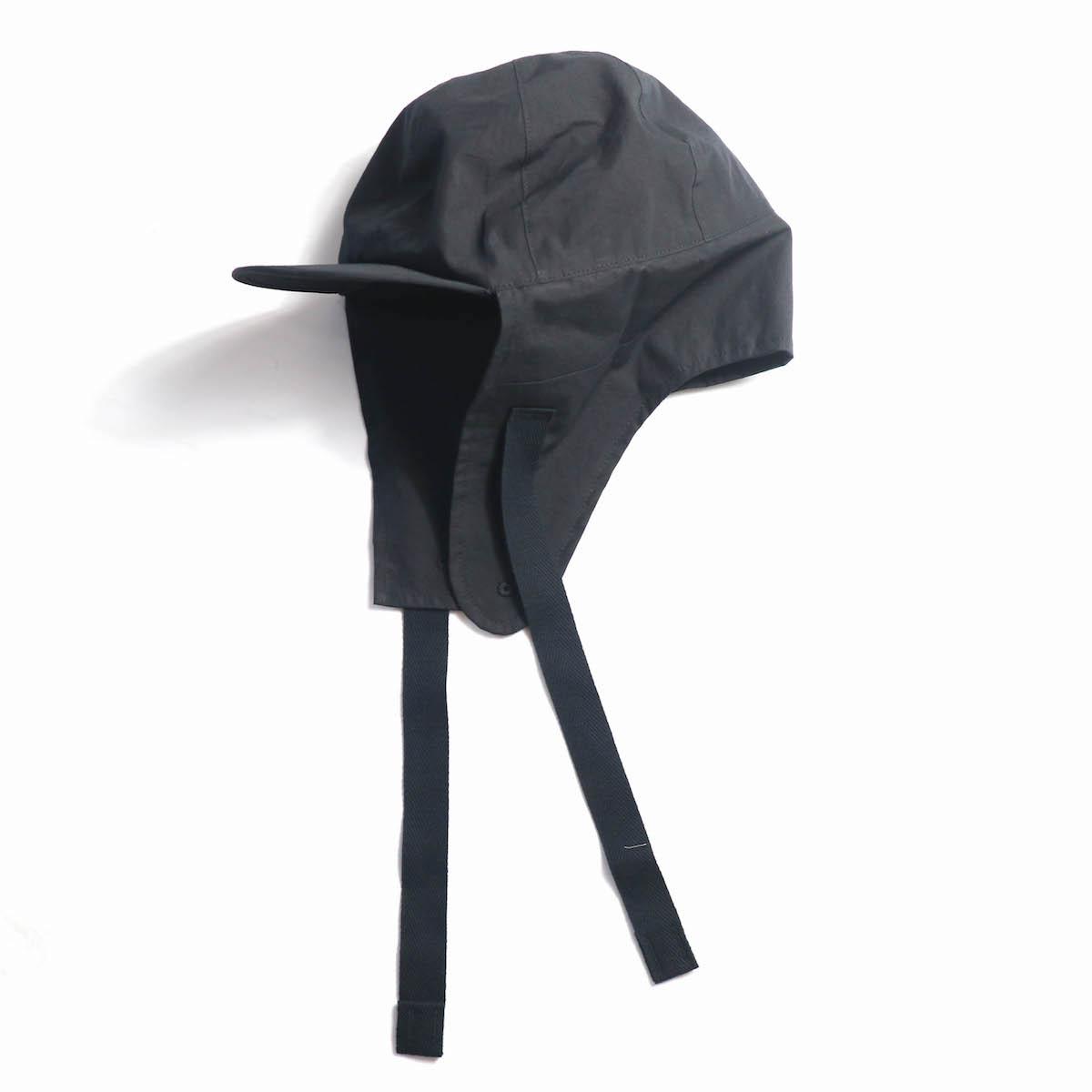 TAKAHIRO MIYASHITA The Soloist / swa.0006SS18 earmuffs cap.