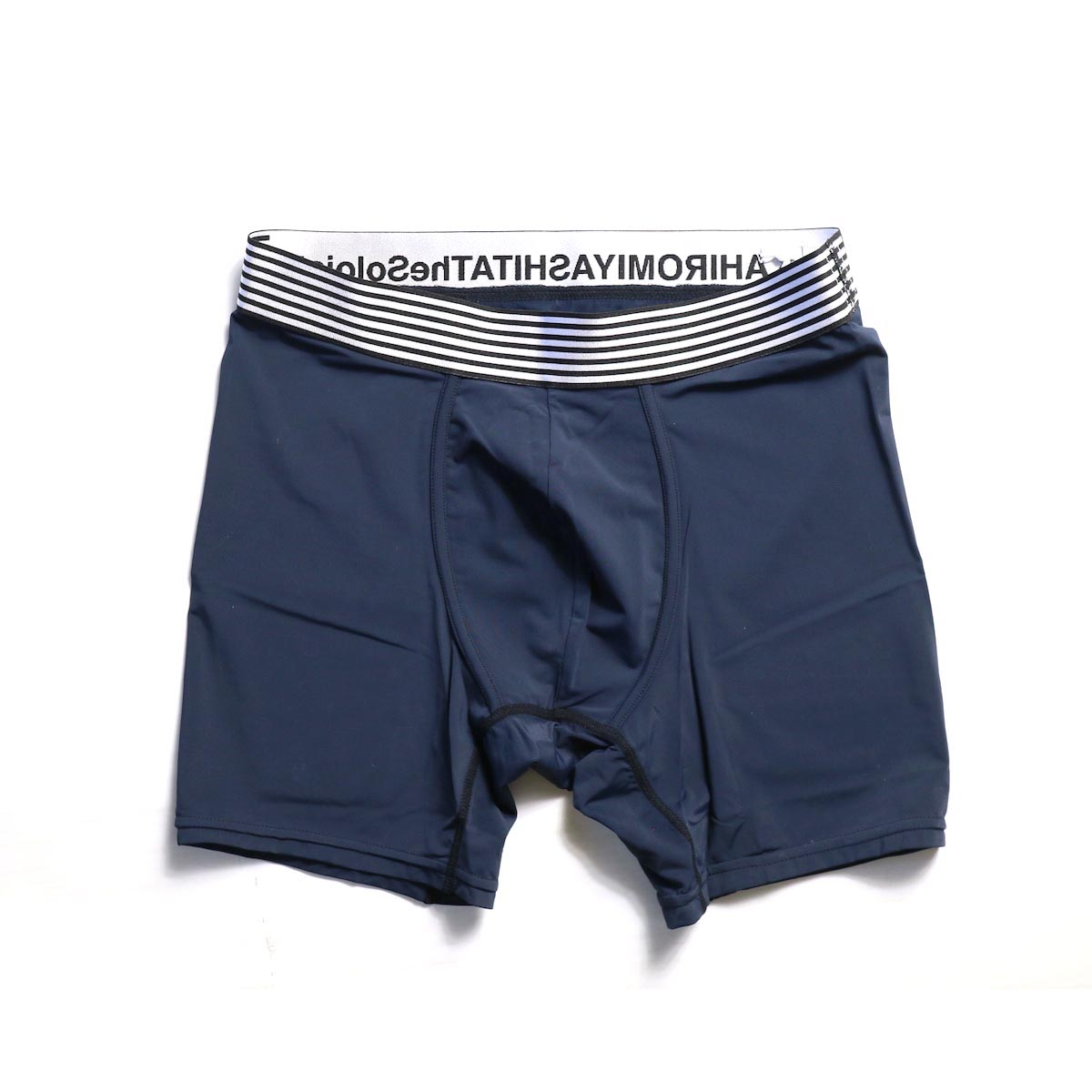 TheSoloist. / swc.0019AW18 boxer brief. (Navy)