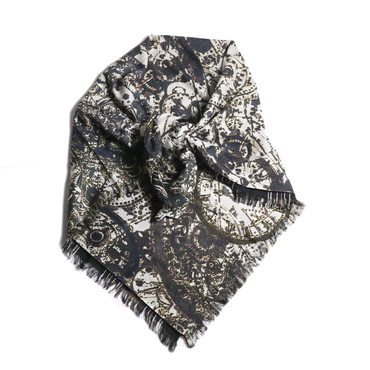 The Soloist / sa.0021AW20 w face scarf.