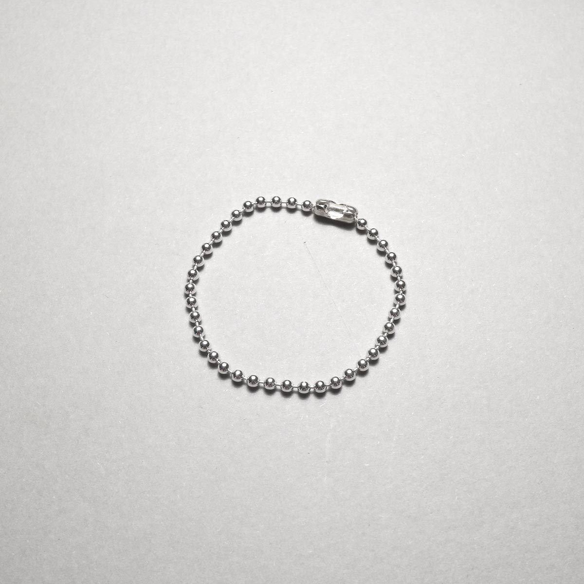 The Soloist / sa.0037AW20 ball chain bracelet -S- regular
