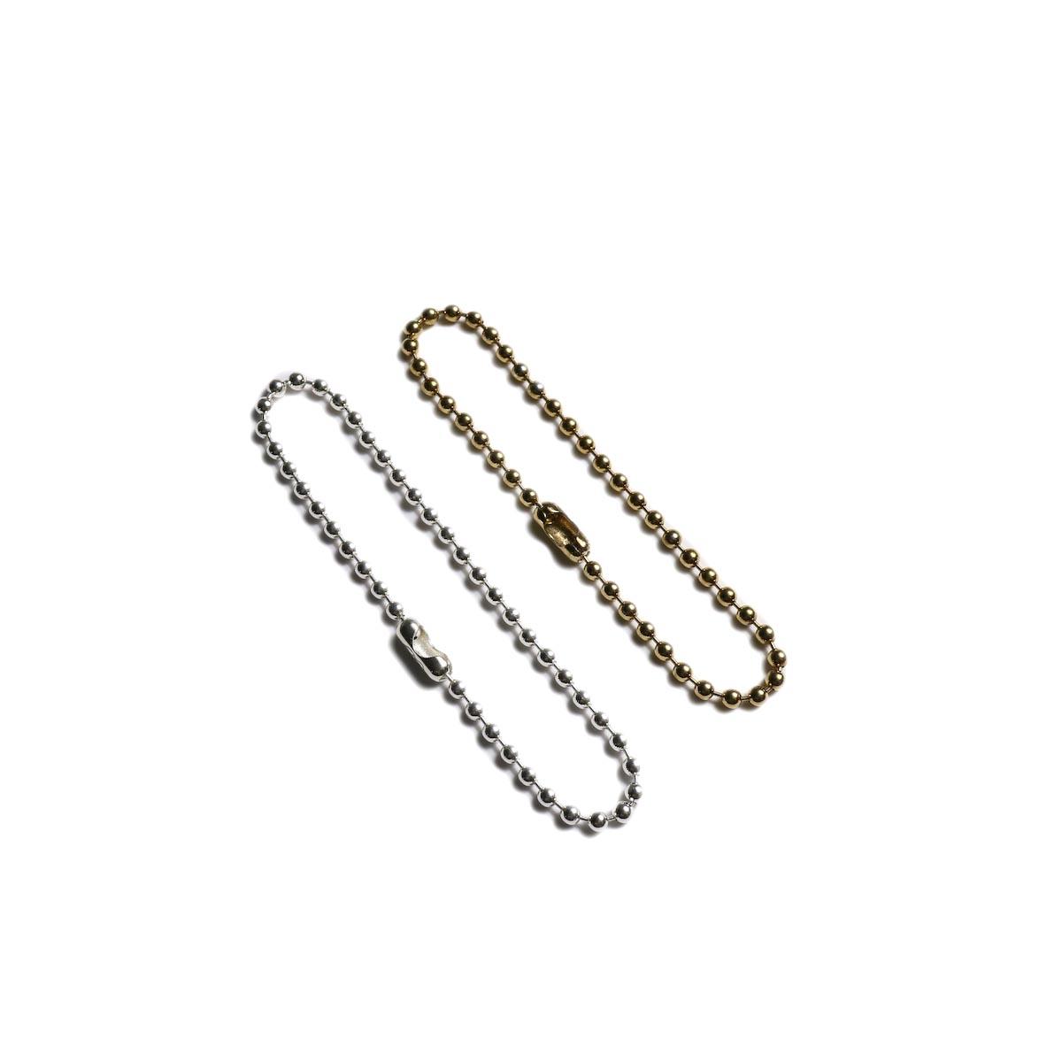 The Soloist / sa.0047SS20 ball chain bracelet -S- regular.