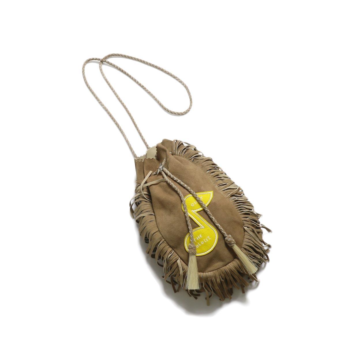 The Soloist / sa.0048SS19 medicine bag. -Beige