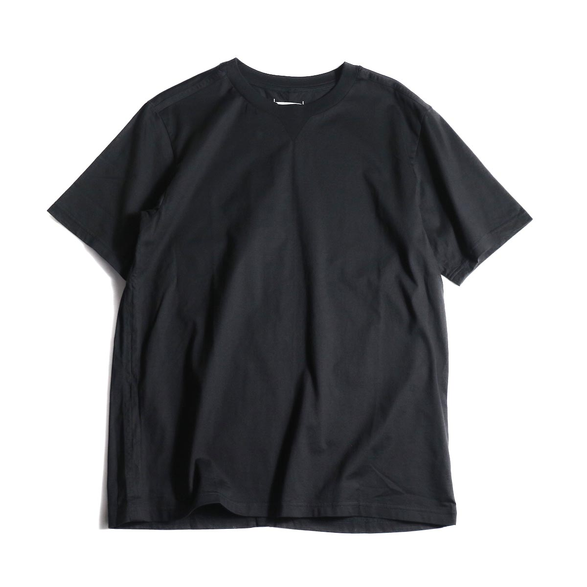 The Soloist / swc.0007a crew neck s/s tee (Black)