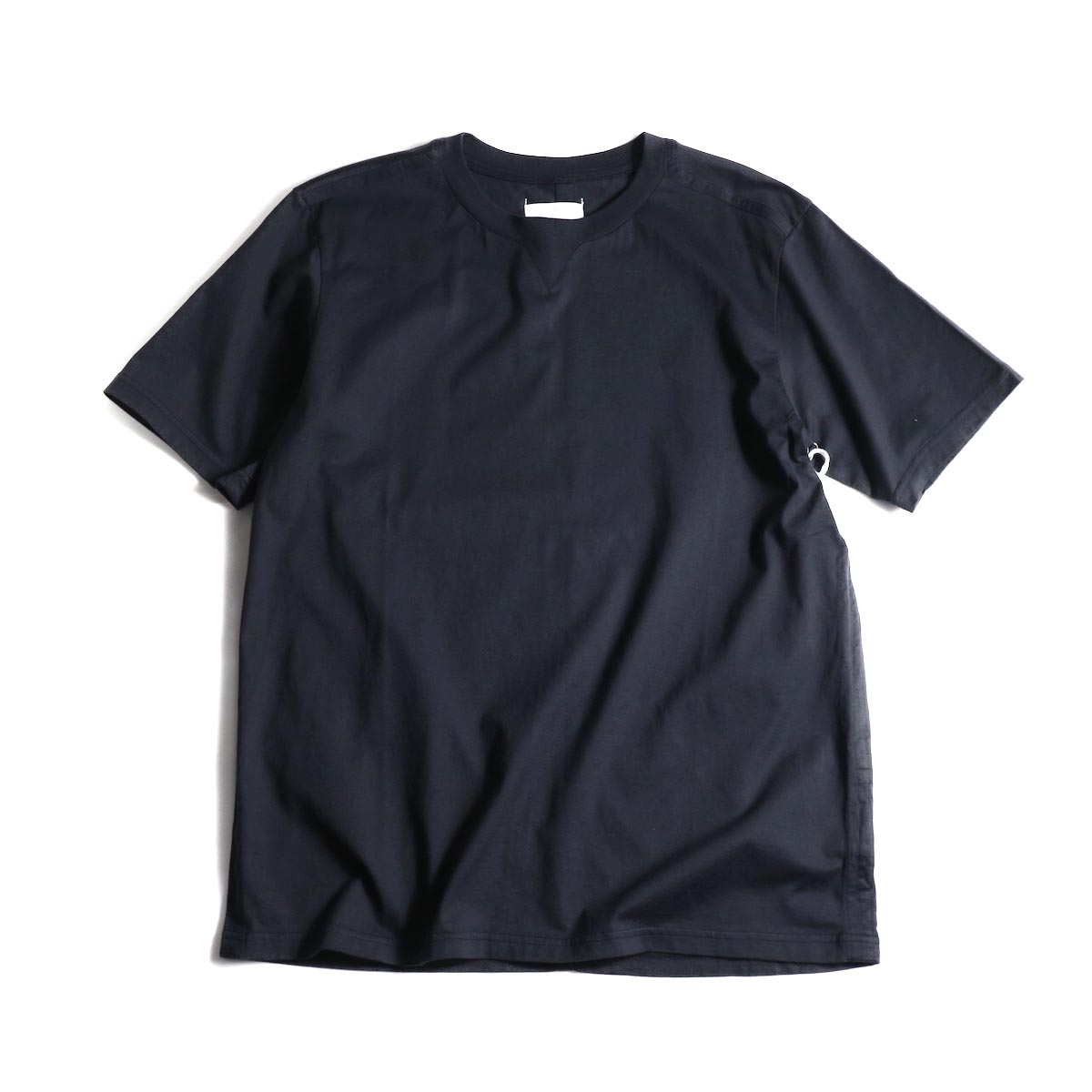 The Soloist / swc.0007a crew neck s/s tee (Midnight)正面