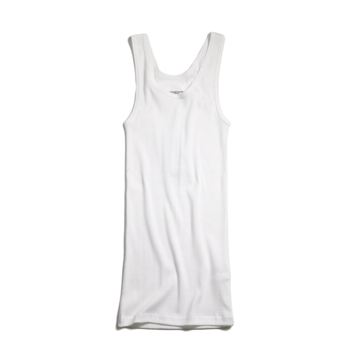 The Soloist / sc.0027bSS19 tank. -White