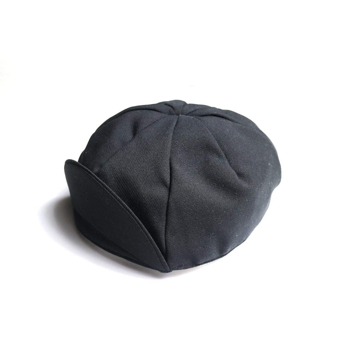 The Soloist / ska.0001dSS20 cycling cap. -duet 3- (Black)