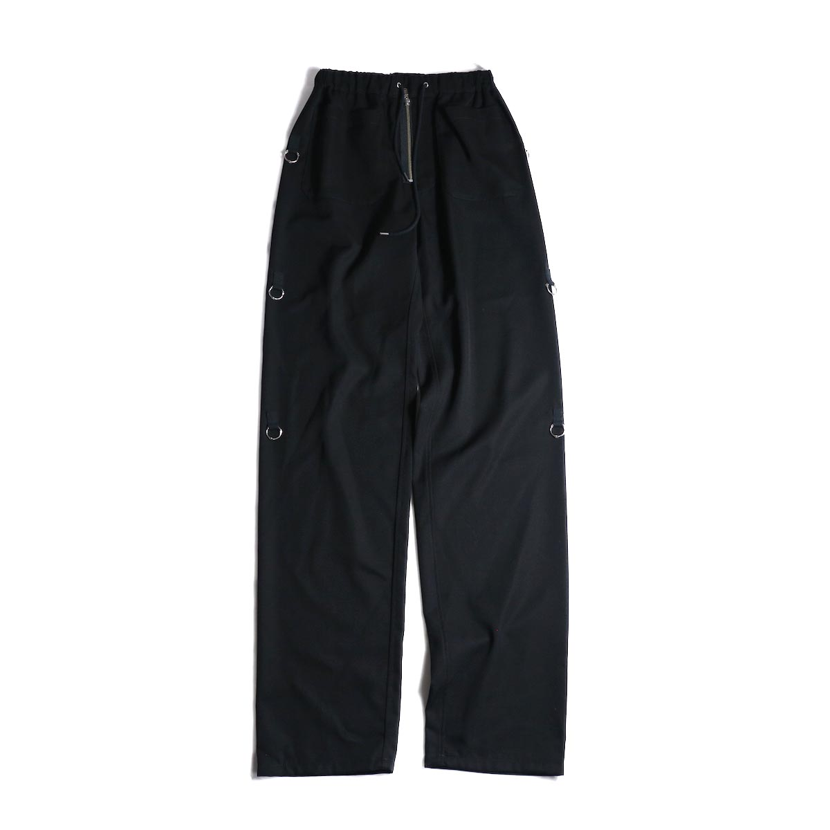 The Soloist / sp.0004dAW20 pajama pant. 正面
