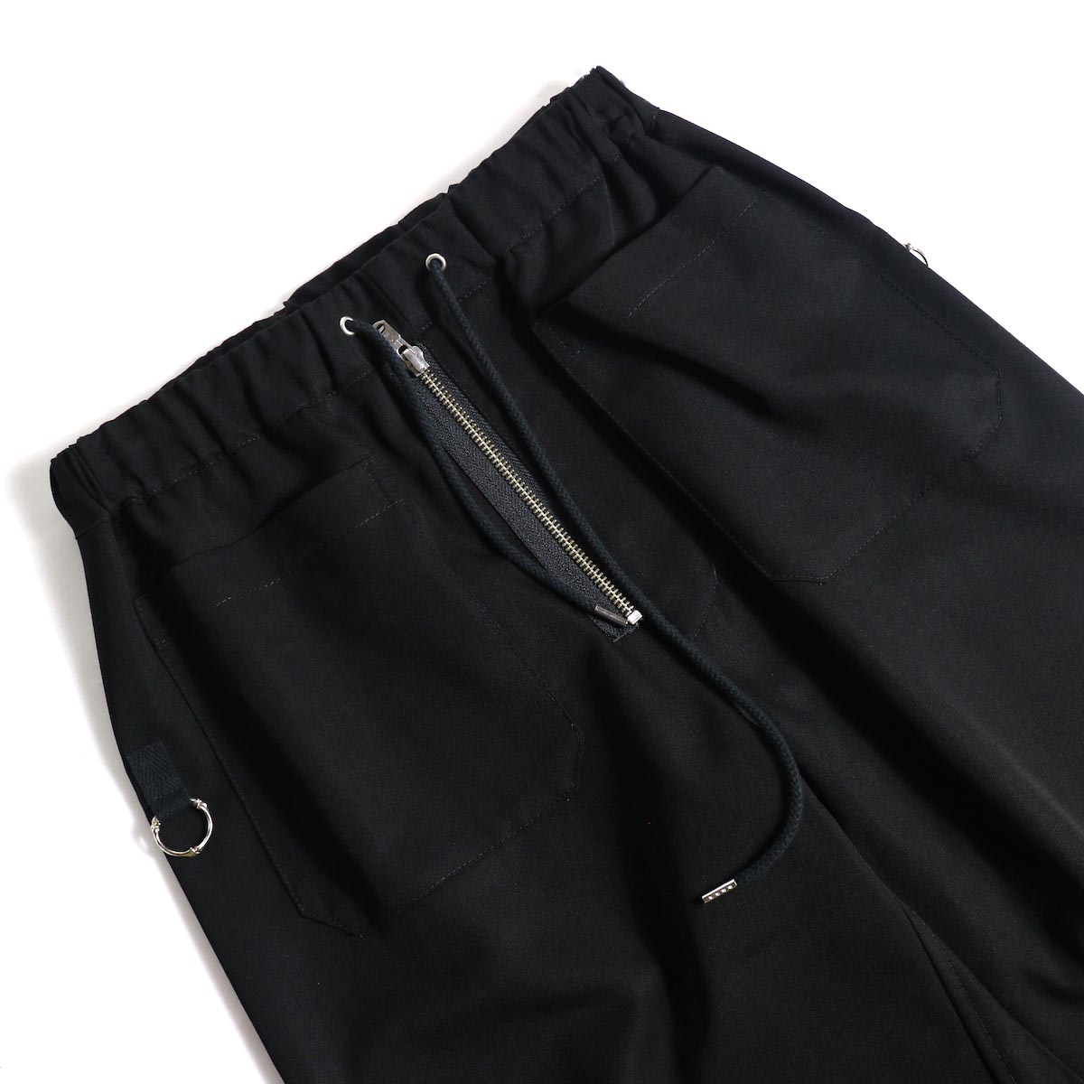 The Soloist / sp.0004dAW20 pajama pant. イージーウエスト