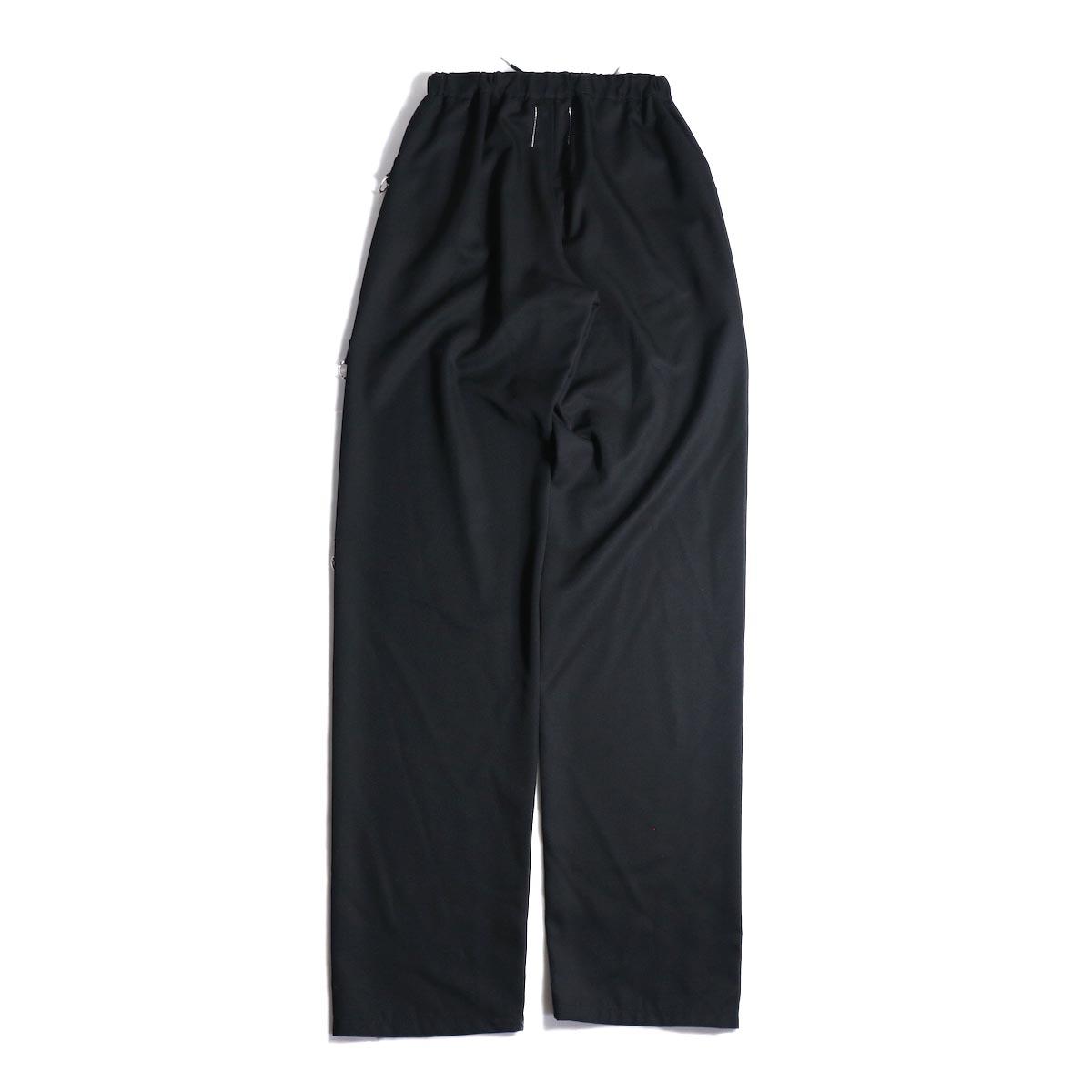 The Soloist / sp.0004dAW20 pajama pant.背面