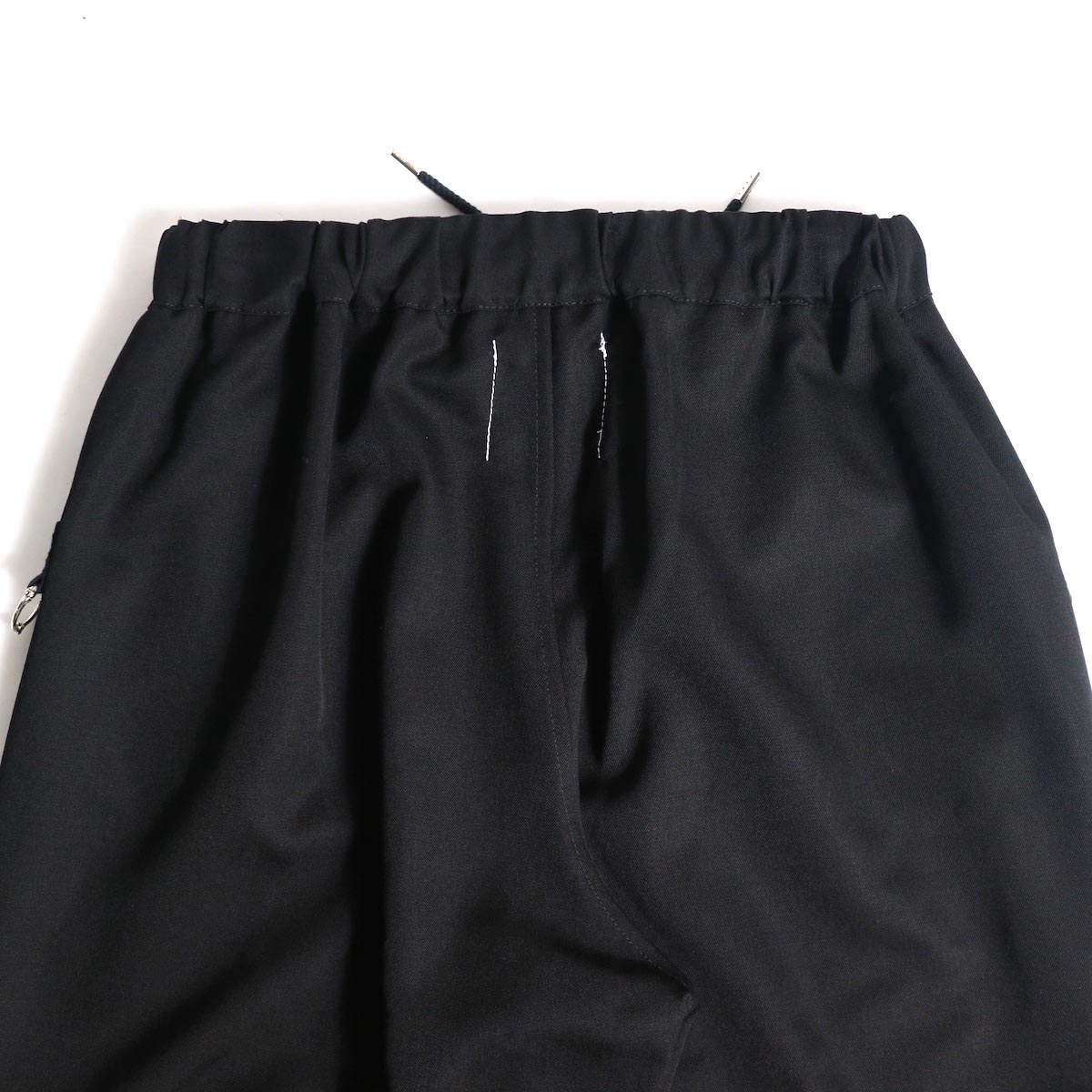 The Soloist / sp.0004dAW20 pajama pant.背面ディテール