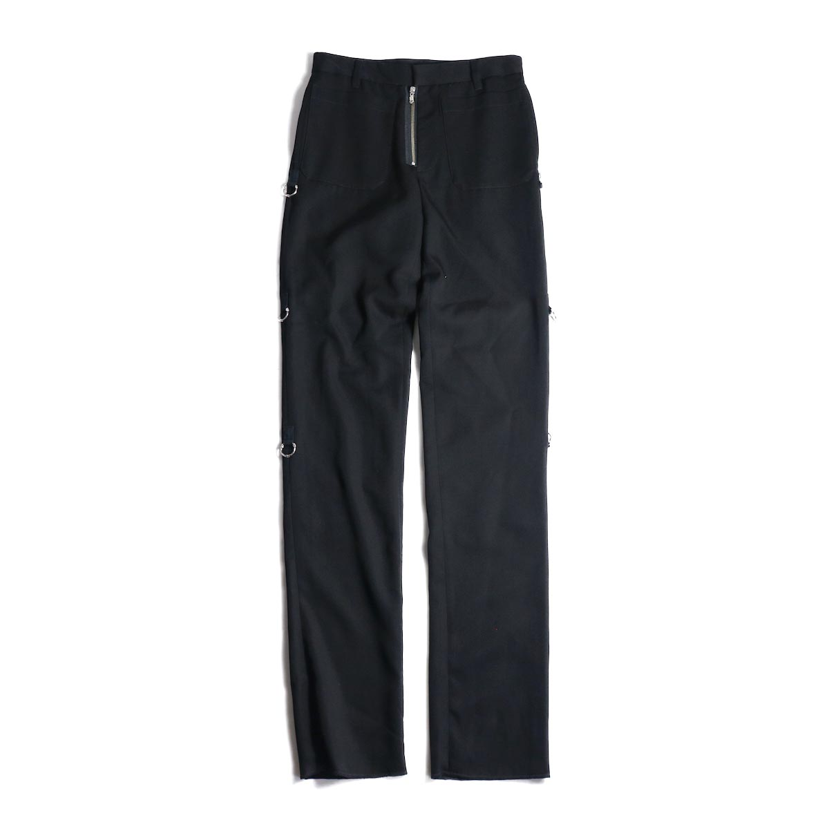 The Soloist / sp.0007bAW20 patch pocket pant. 正面