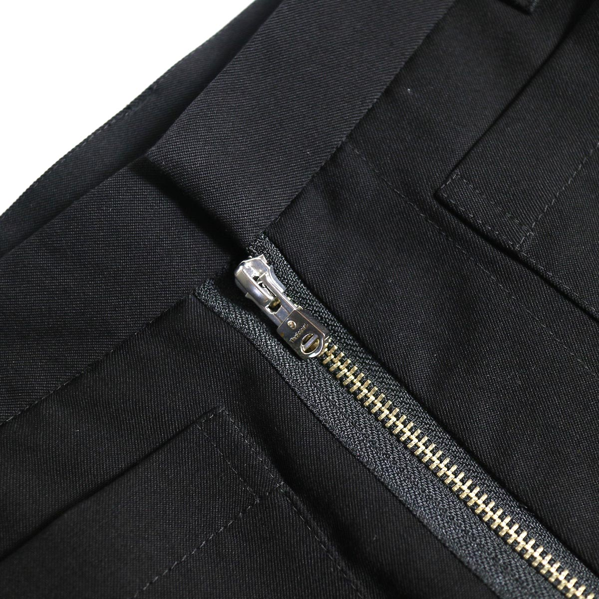 The Soloist / sp.0007bAW20 patch pocket pant. オリジナルスライダー