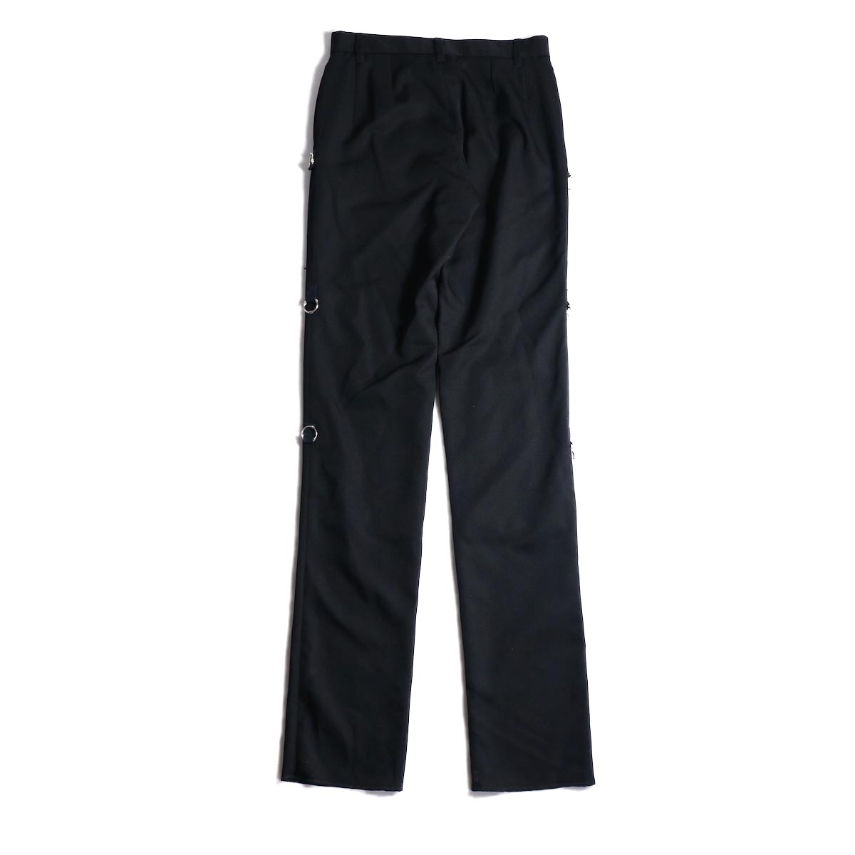 The Soloist / sp.0007bAW20 patch pocket pant. 背面