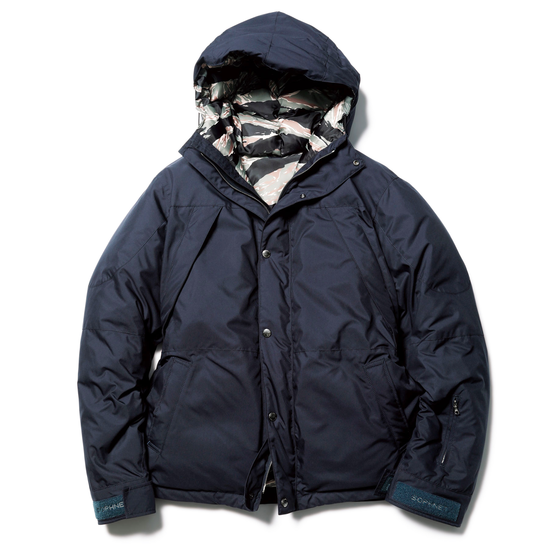 SOPHNET. / Mountain Down Parka -NAVY