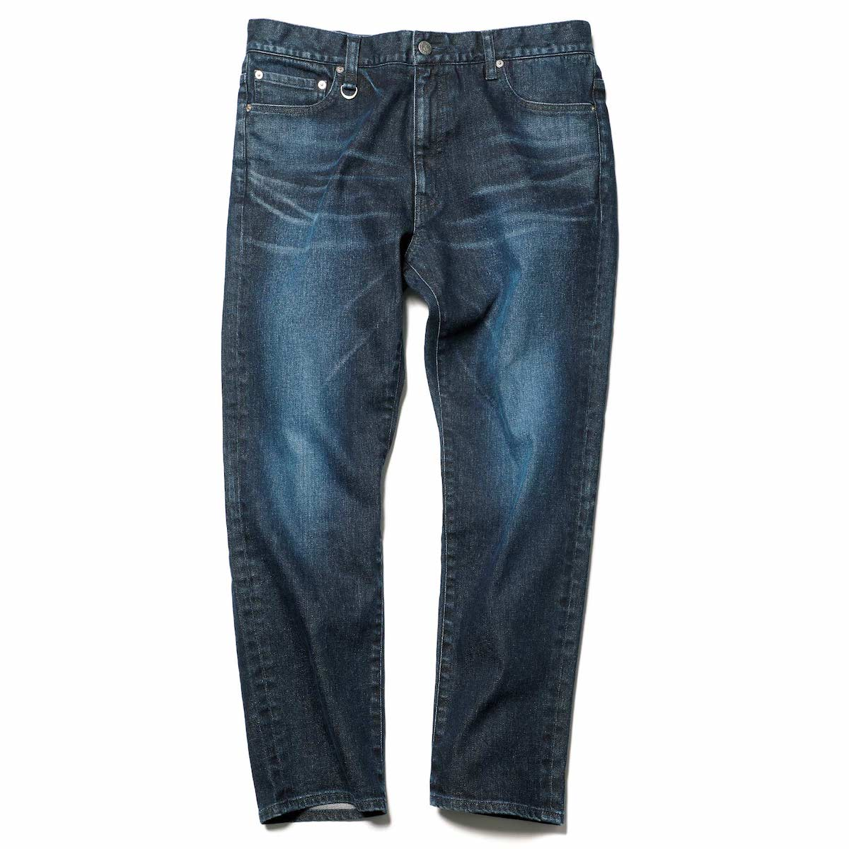 SOPHNET. / SKINNY CARROT FIT DENIM -Indigo