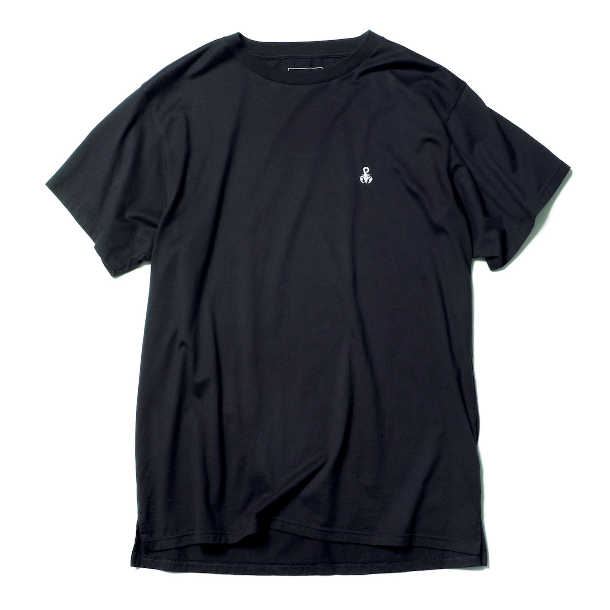 SOPHNET. / SCORPION ONE POINT BIG TEE -Navy