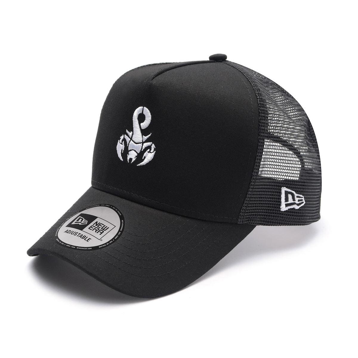 SOPHNET. / NEW ERA SCORPION MESH CAP -Black