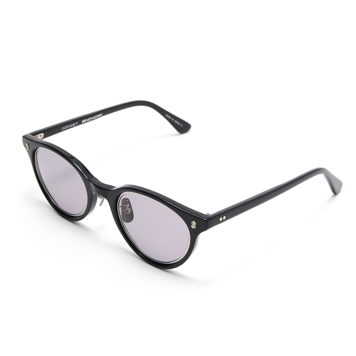 SOPHNET. / 備長炭 SUNGLASSES -Black