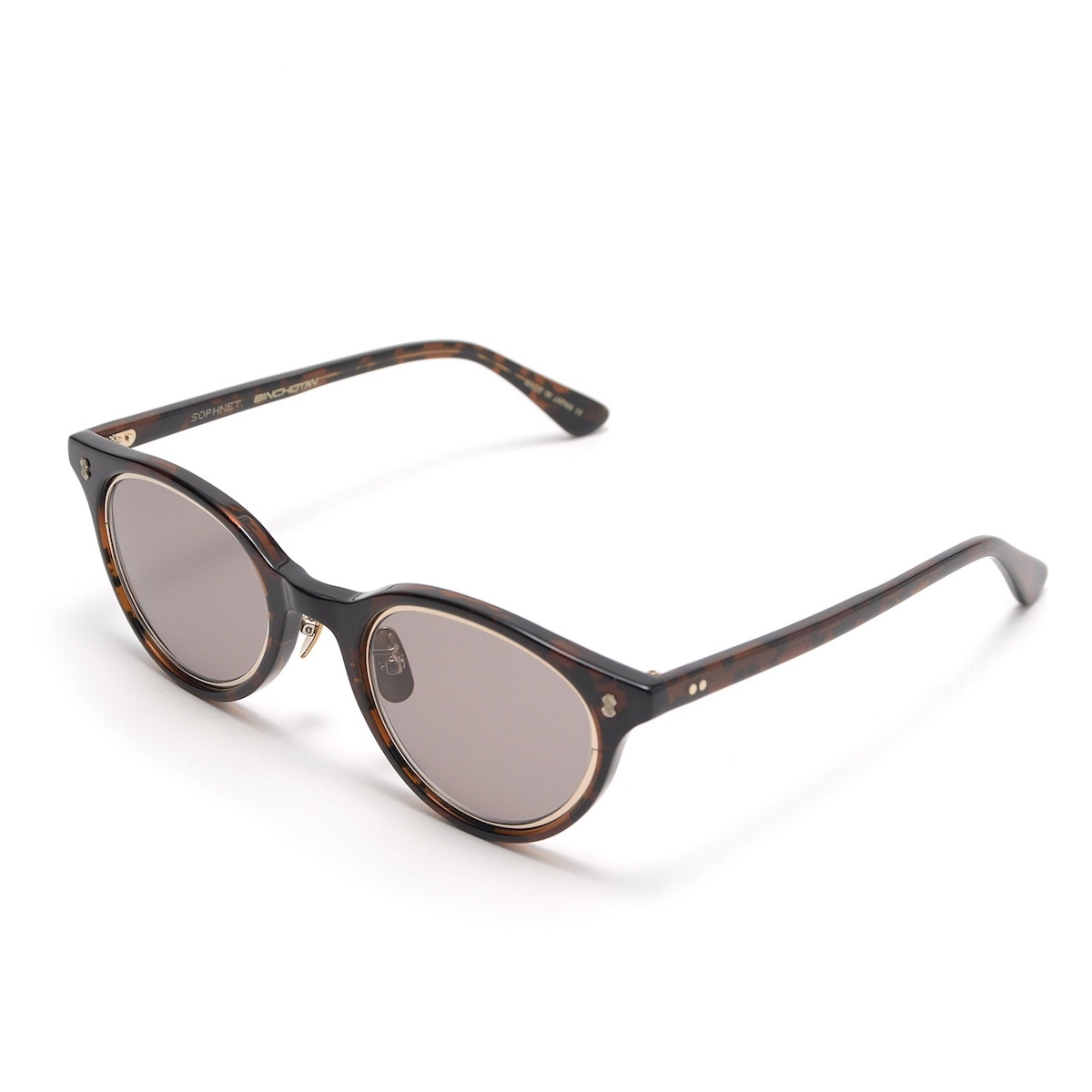 SOPHNET. / 備長炭 SUNGLASSES -Brown
