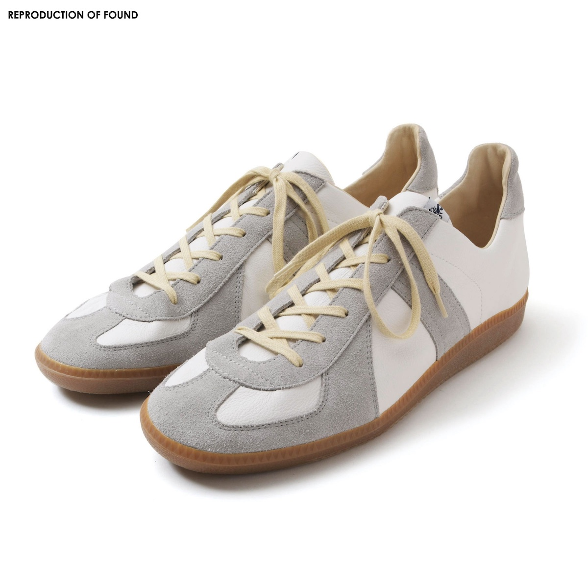 SOPHNET. × REPRODUCTION OF FOUND  / German Military Trainer (White)