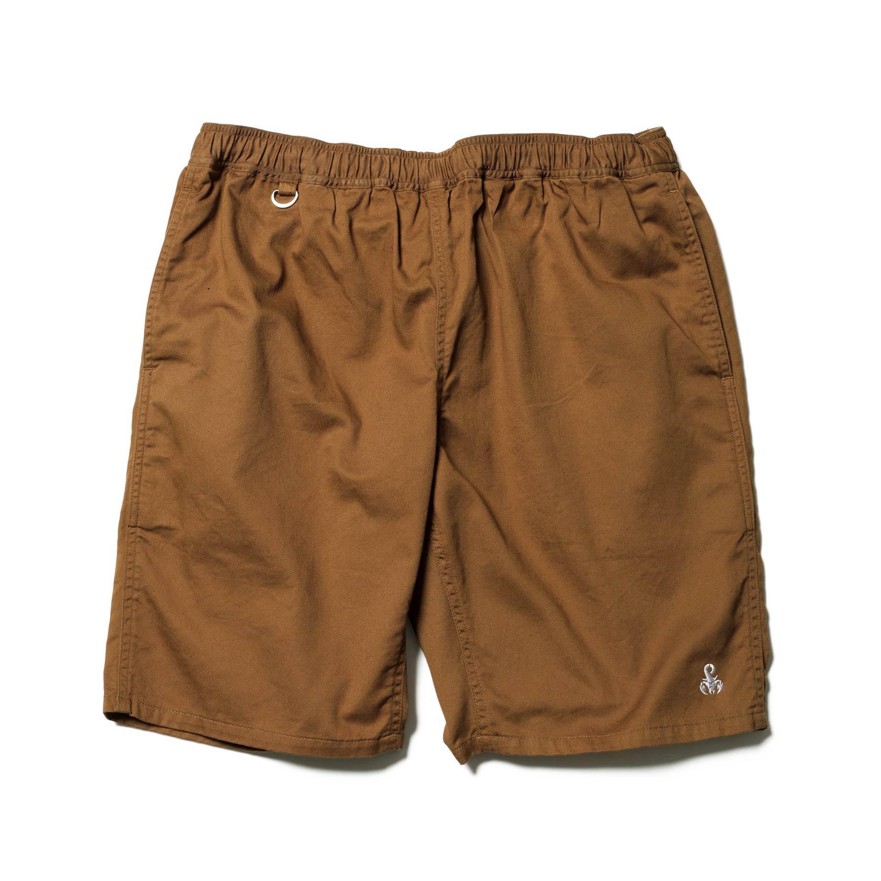 SOPHNET. / SCORPION EASY SHORTS (Brown)