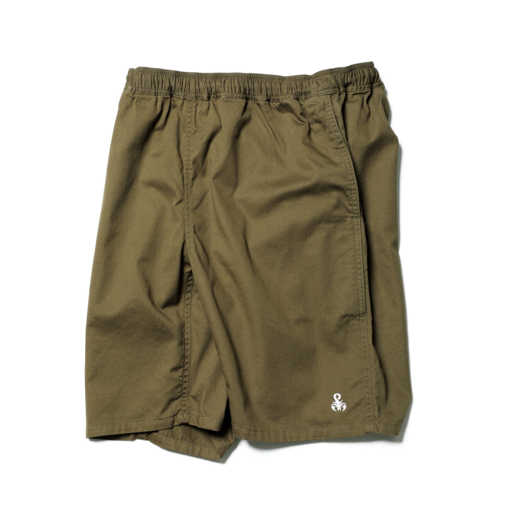 SOPHNET. / SCORPION EASY SHORTS (Khaki)