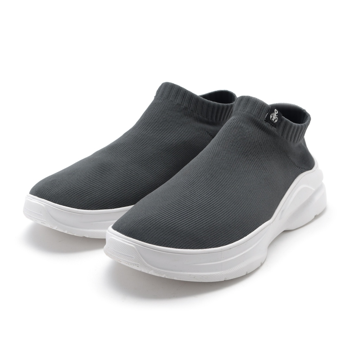 SOPHNET. / KNIT SNEAKERS (Gray)