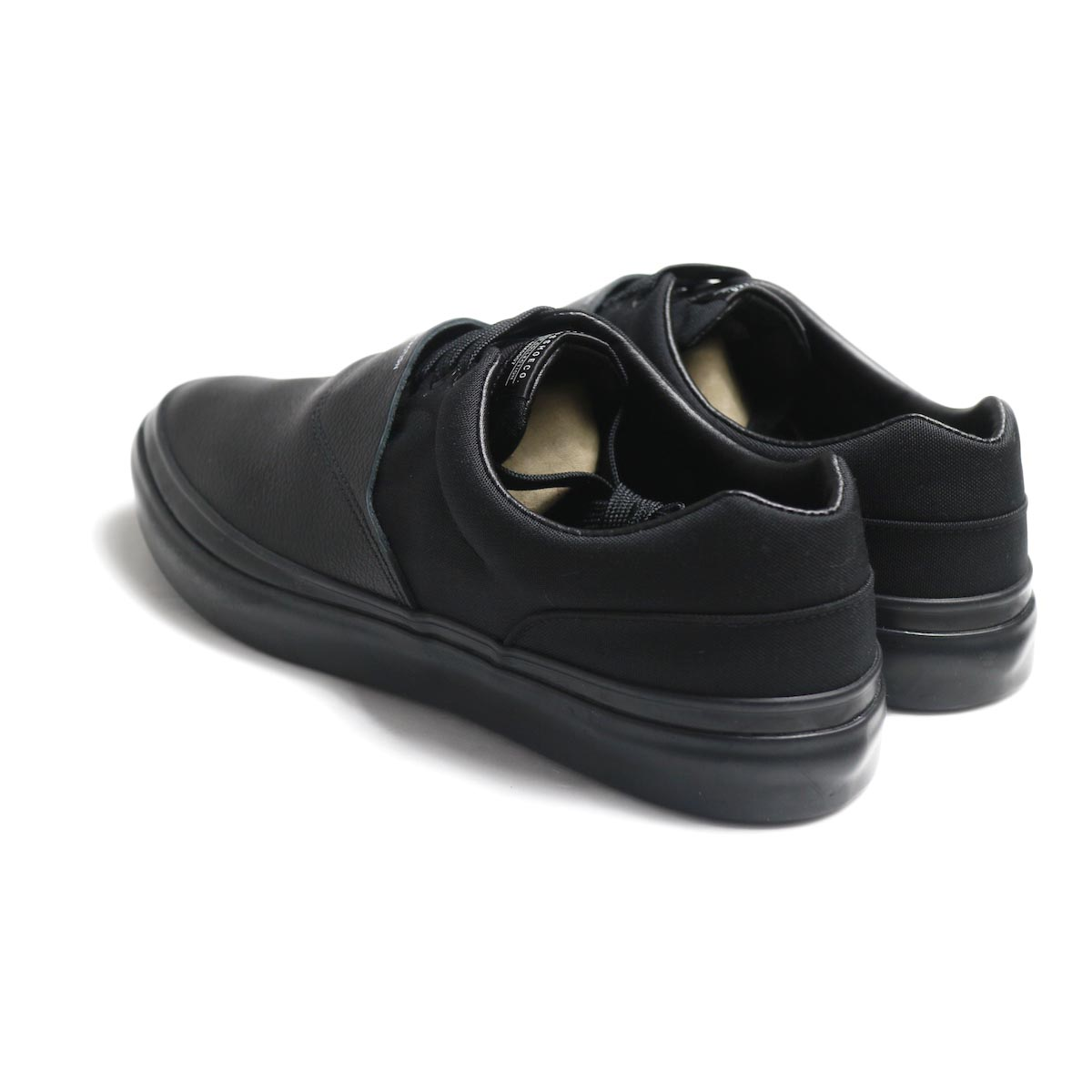 SPECTUSSHOECO. / Solid Kicks 07 -Black(SSC1912004) 背面