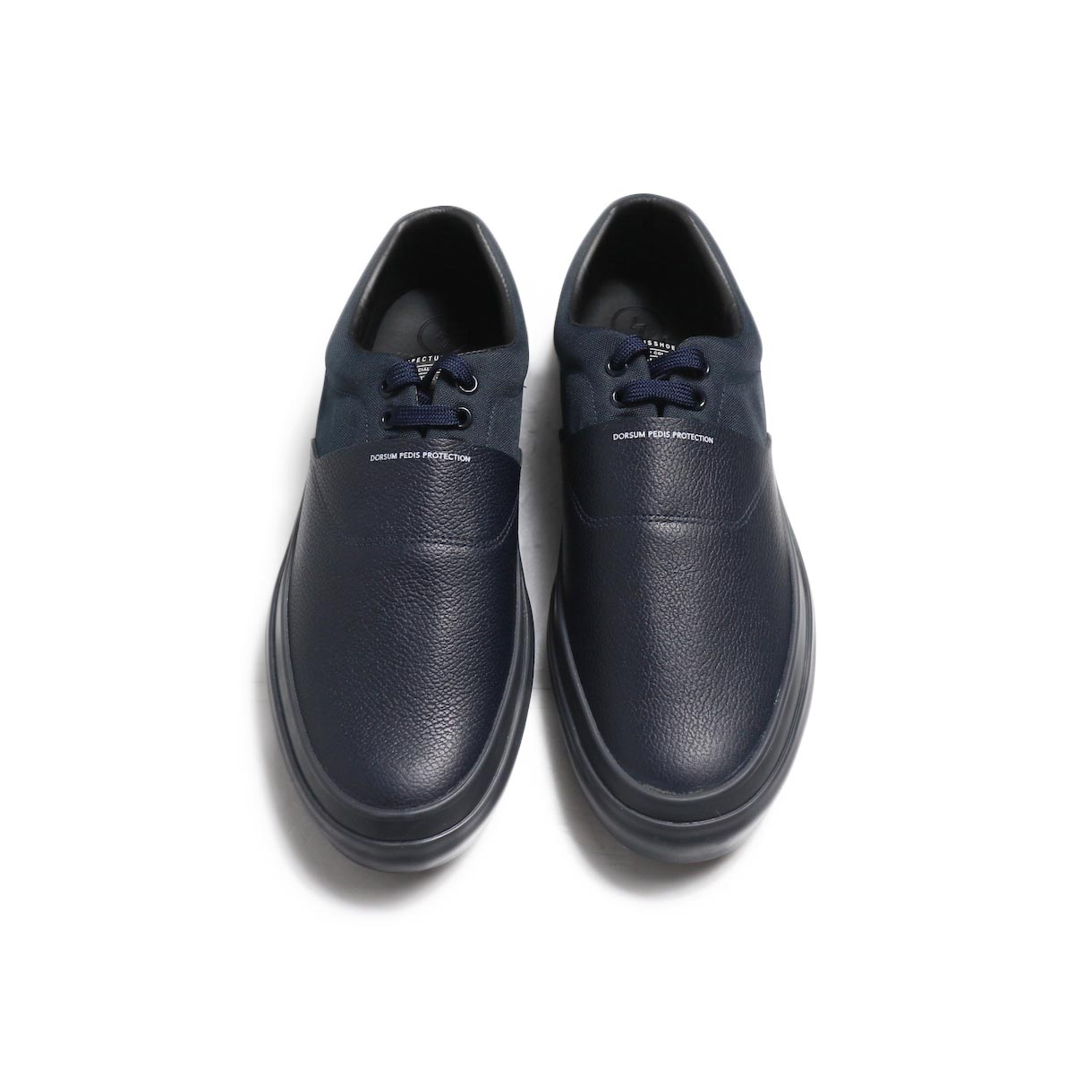 SPECTUSSHOECO. / Solid Kicks 07 -Navy(SSC1912004) 正面