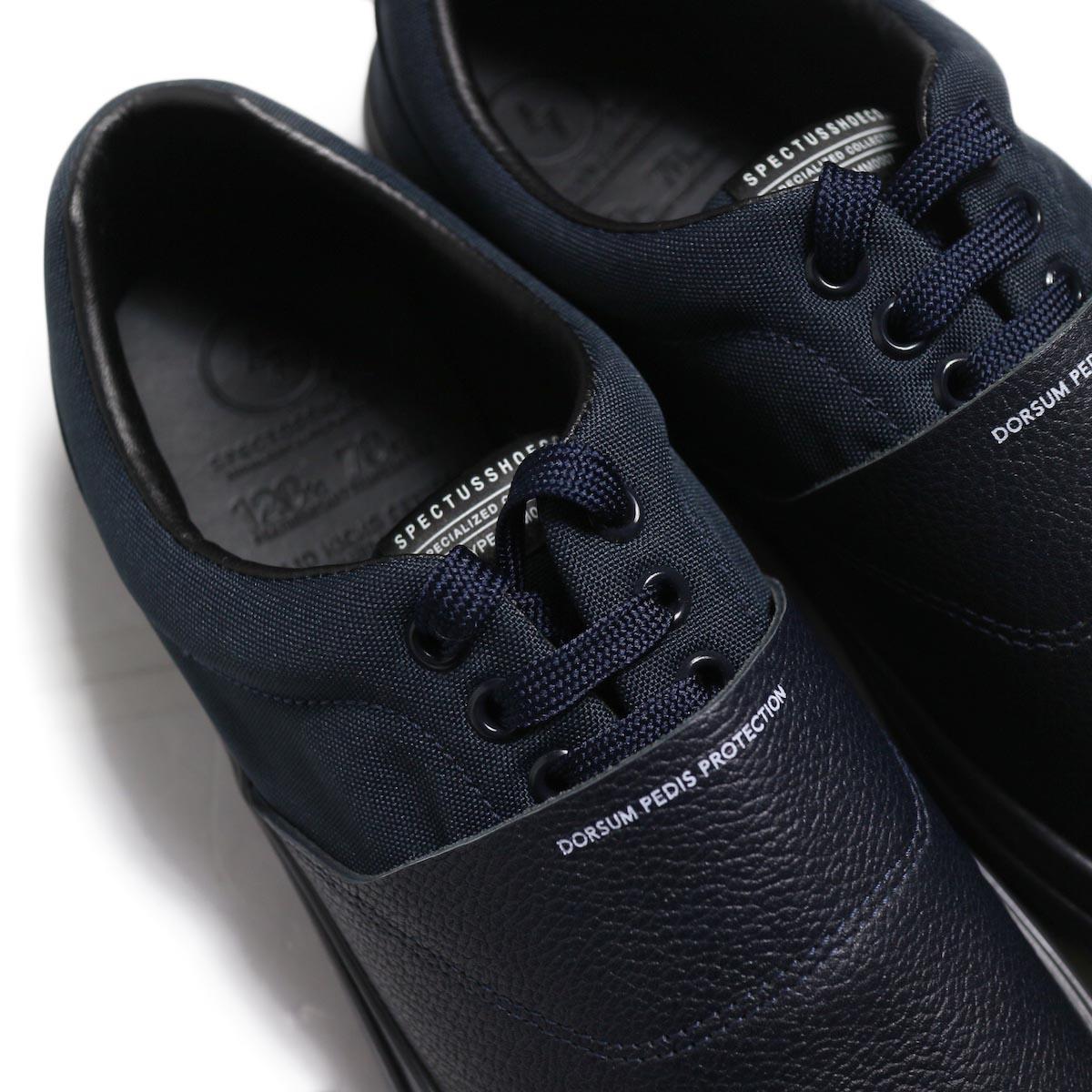 SPECTUSSHOECO. / Solid Kicks 07 -Navy(SSC1912004) アッパー