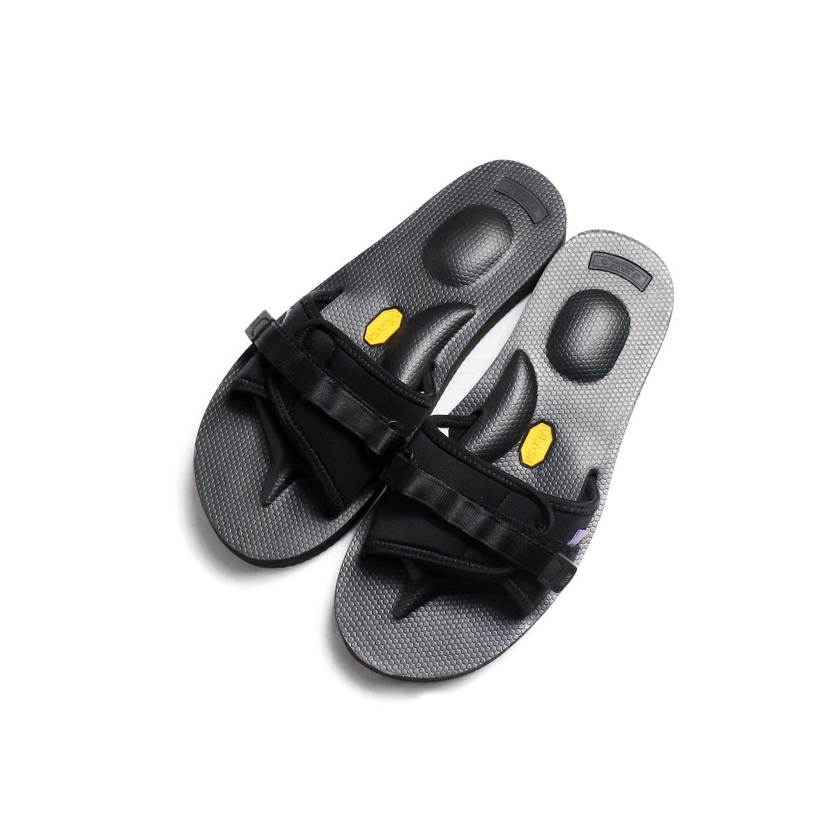 """Suicoke Purple Label / Slide-In Sandal w/ A-B Vibram"""""""