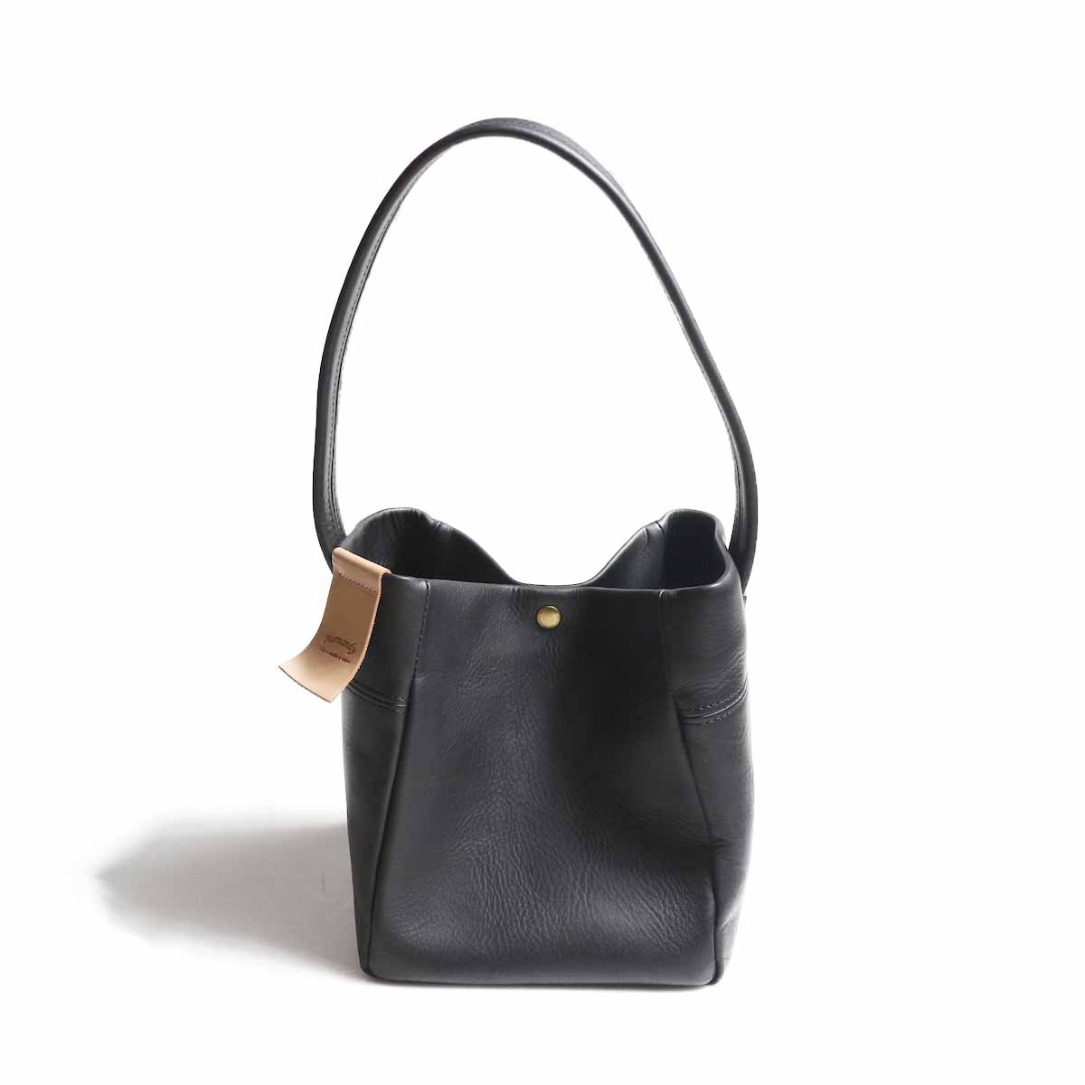 "Suolo / Hand Bag ""PRAY"" -Black"