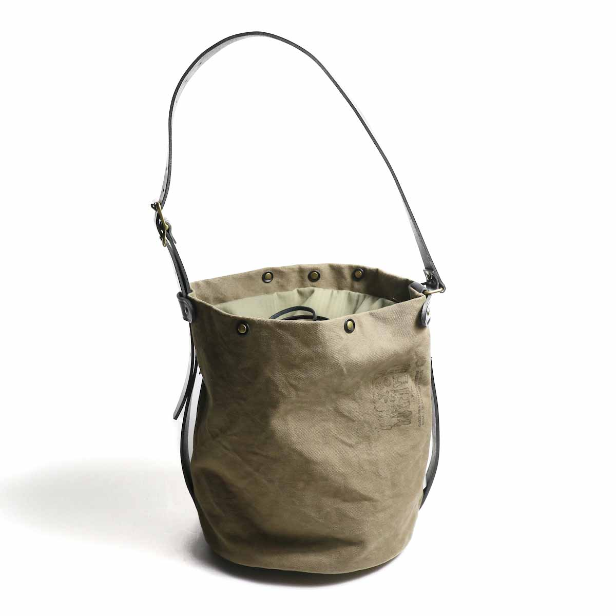 "Suolo / Shoulder Bag ""SAND"" -Khaki"