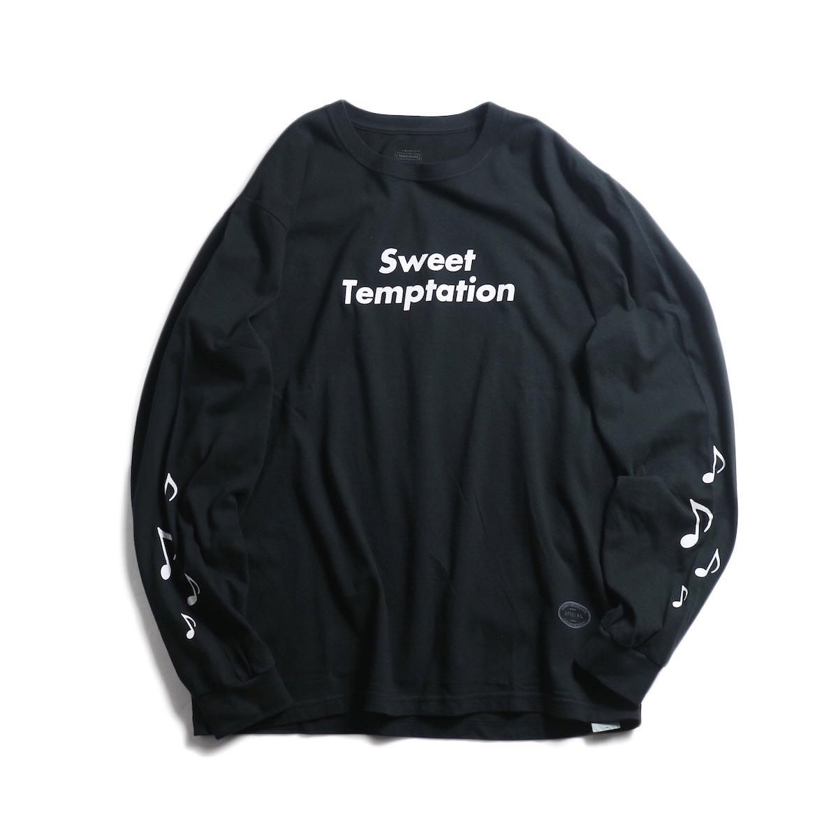 "TANGTANG / POPS/LONG ""SWEET"" (Black)"