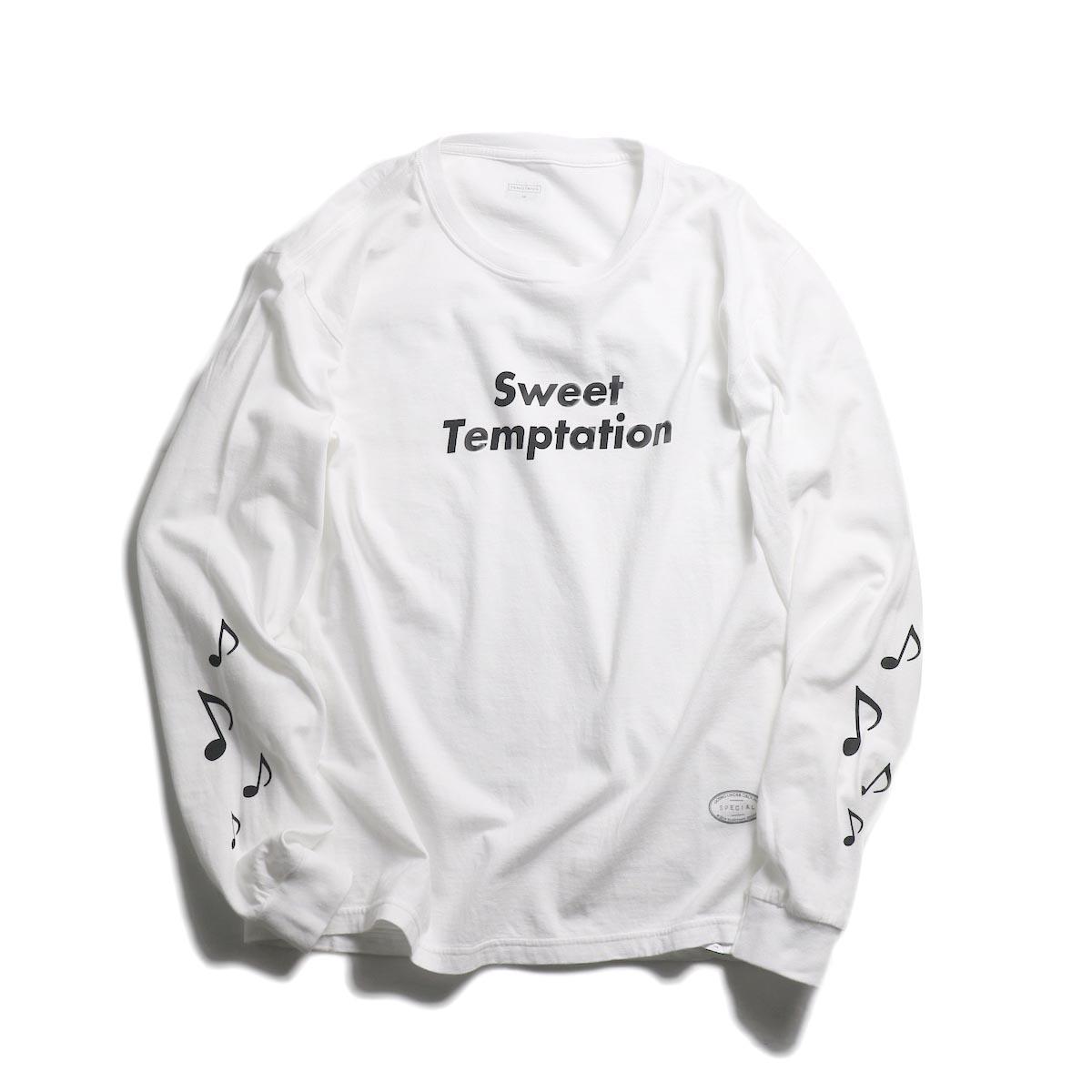 """TANGTANG / POPS/LONG """"SWEET"""" (White)"""
