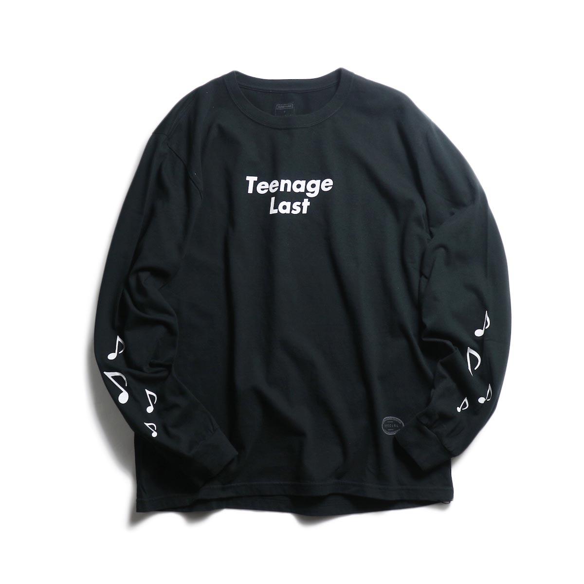 "TANGTANG / POPS/LONG ""TEENAGE"" (Black)"