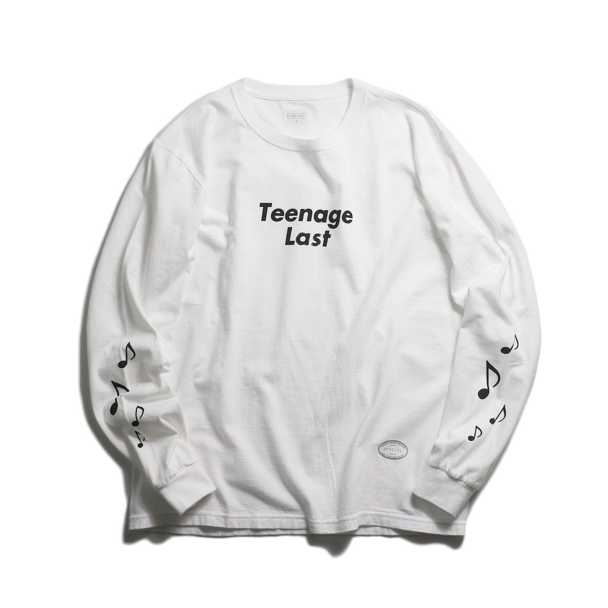 "TANGTANG / POPS/LONG ""TEENAGE"" (White)"