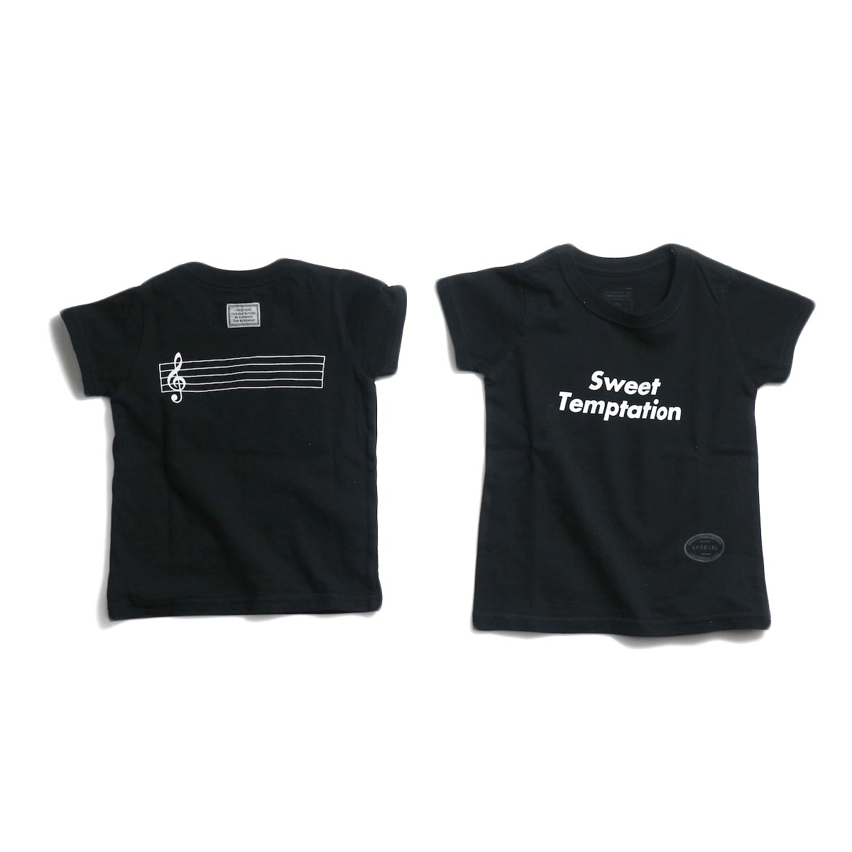 "TANGTANG / POPS/KIDS ""SWEET"" (Black)"