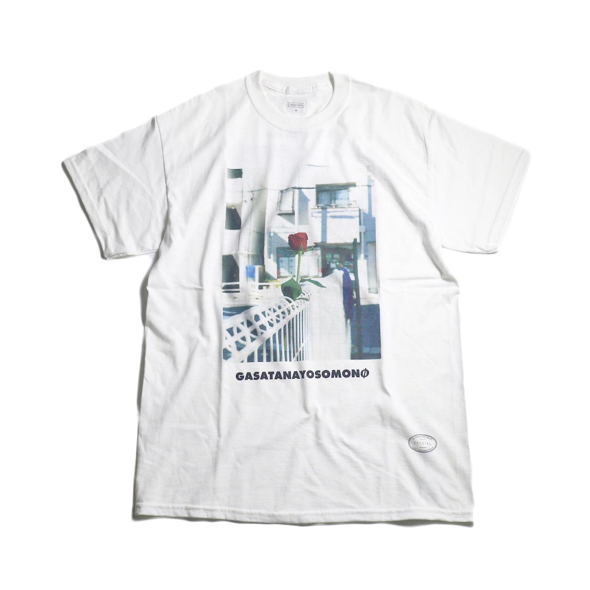 TANGTANG / GASATANA -GASATANAYOSOMONO (White)